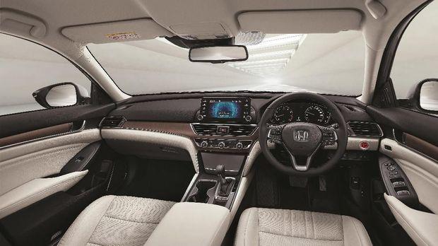 Interior Honda Accord.