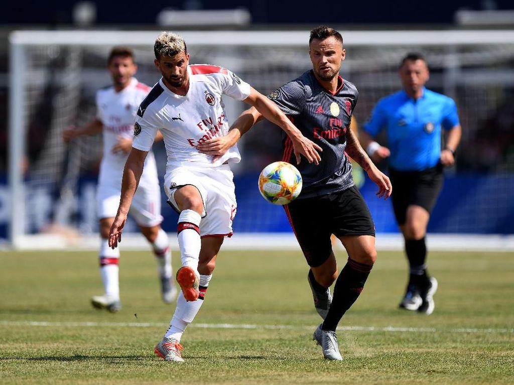 Reina: Milan Kalah Saat Main Bagus