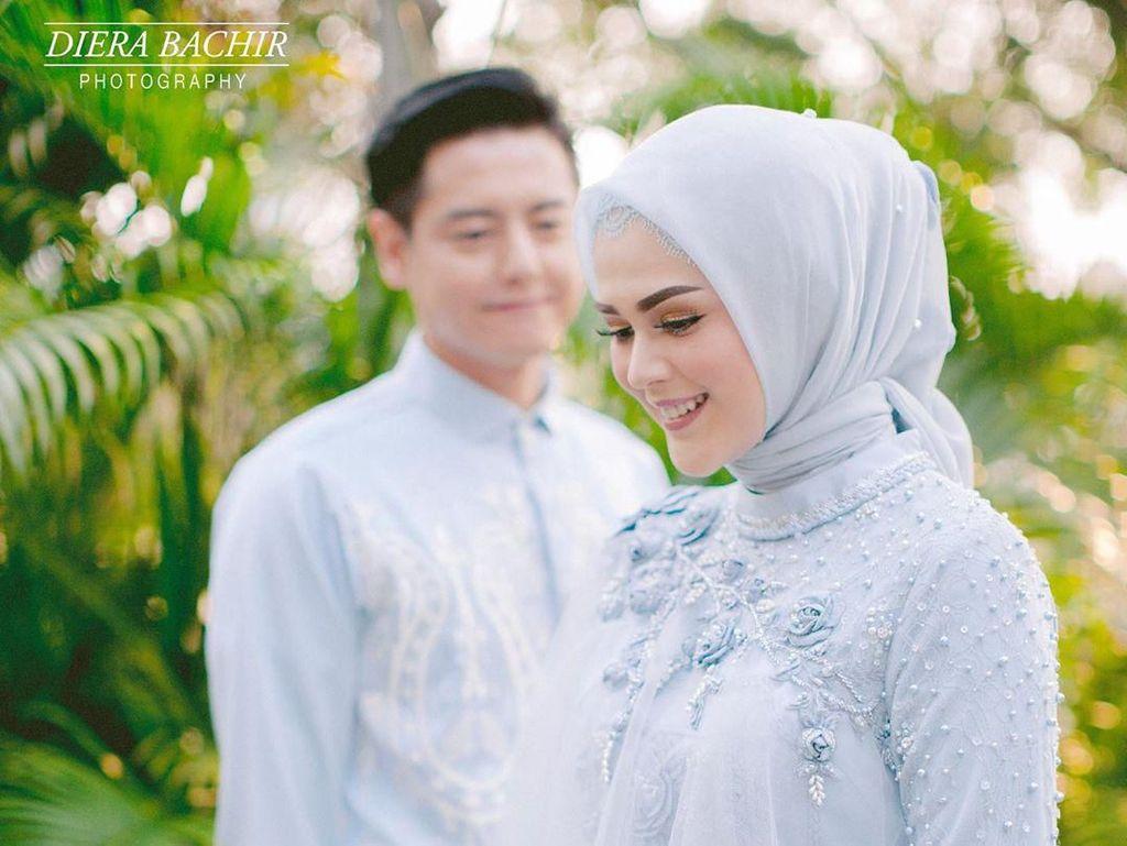 Akad Nikah di Medan, Cut Meyriska dan Roger Gelar Resepsi di Jakarta