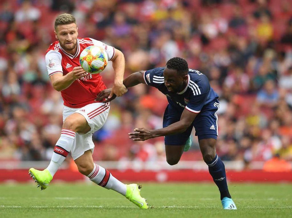 Laga Pramusim: Arsenal Dibekap Lyon di Emirates