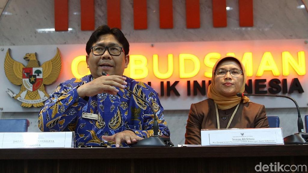 Ombudsman Minta Bank Mandiri Update IT