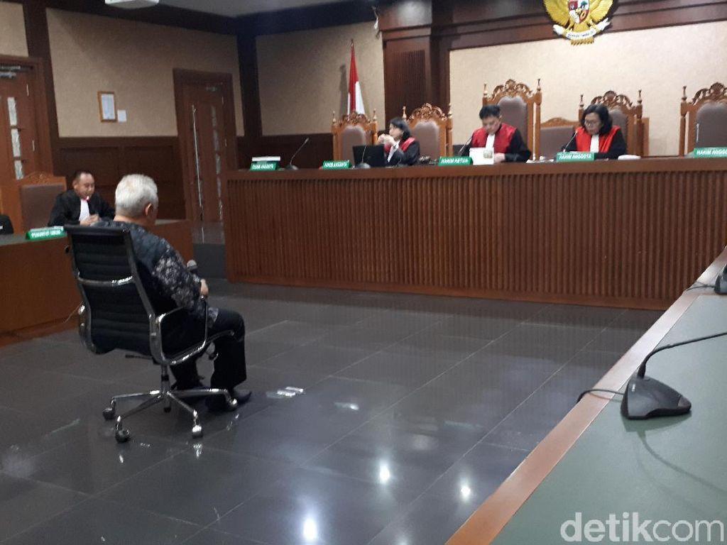 Penyuap Eks Anggota DPR Fayakhun Didakwa Beri Suap Rp 12 M di Proyek Bakamla