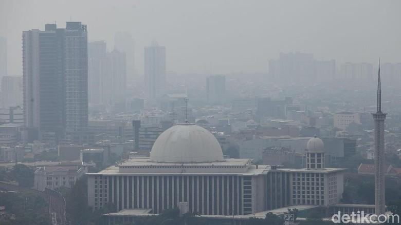 Hal yang Perlu Diketahui Mengenai Polusi Udara Ibu Kota