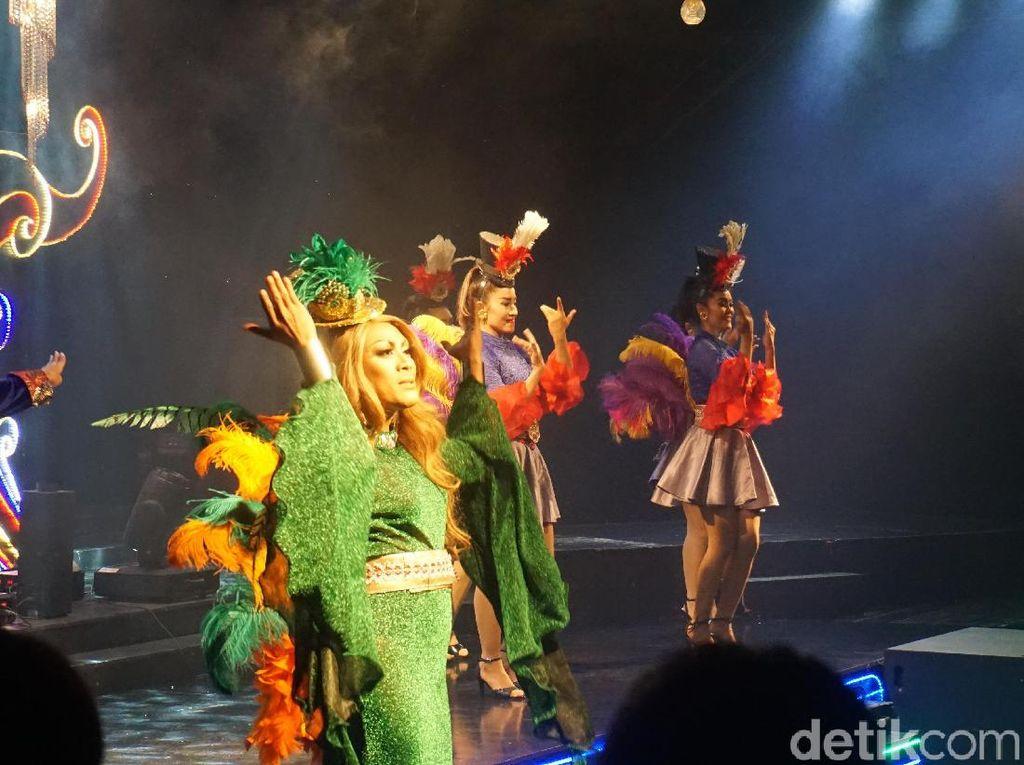 Foto: Pertunjukan Kabaret Paling Terkenal di Yogya