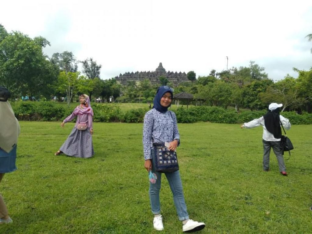 Kemegahan Candi Borobudur yang Tak Pernah Pudar