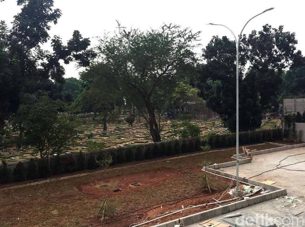 View dari Rumah DP Rp 0 Anies: Kuburan hingga Pasar