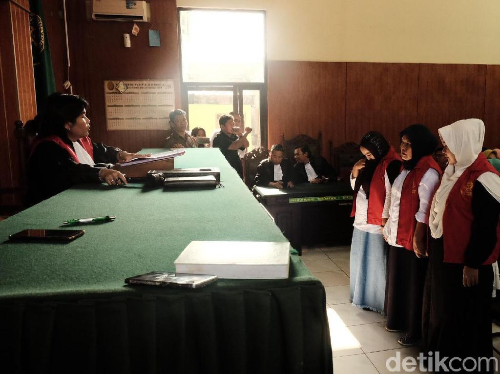 Emak PEPES Divonis 6 Bulan, Pro-Prabowo Hormati Pengadilan