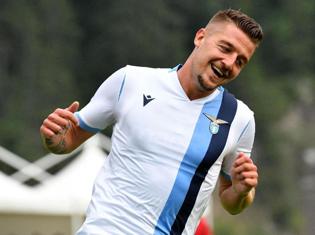 Lazio Siap Lepas Milinkovic-Savic, Asalkan...