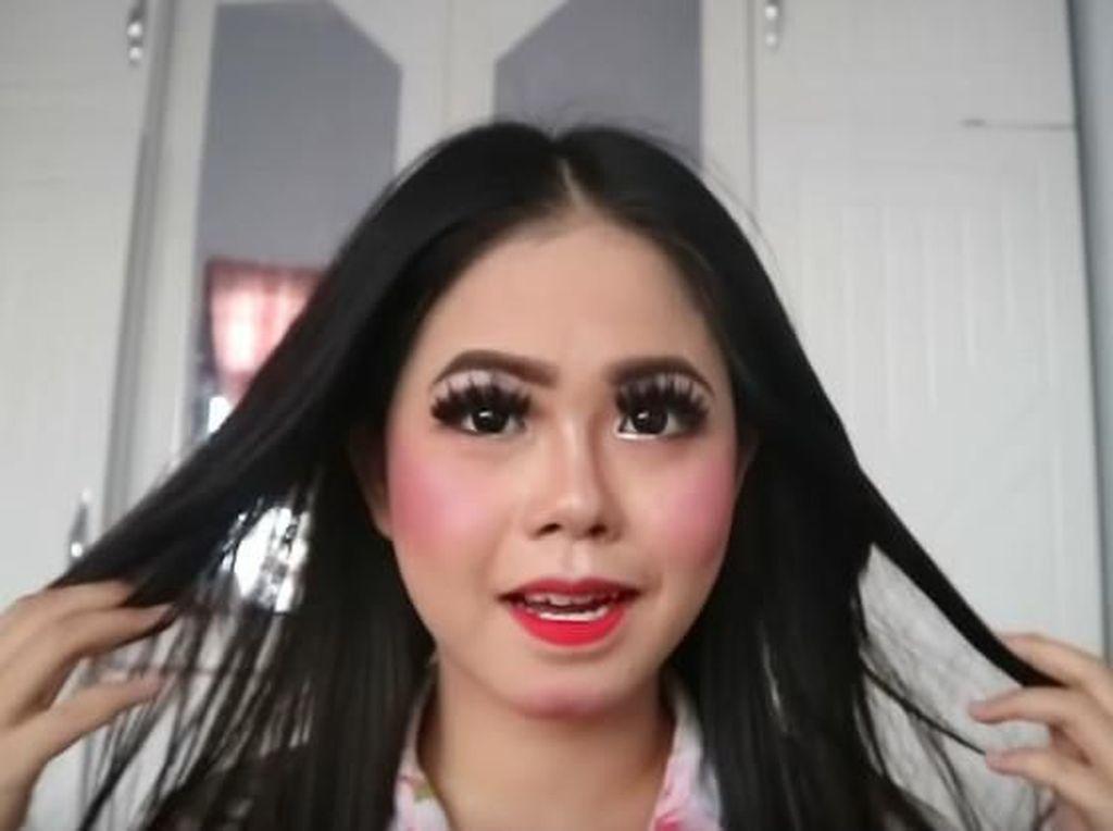 Youtuber Coba Jasa Makeup Artist Rp 100 Ribu, Videonya Jadi Kontroversi
