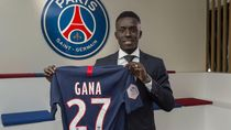 PSG Resmi Perkenalkan Idrissa Gueye