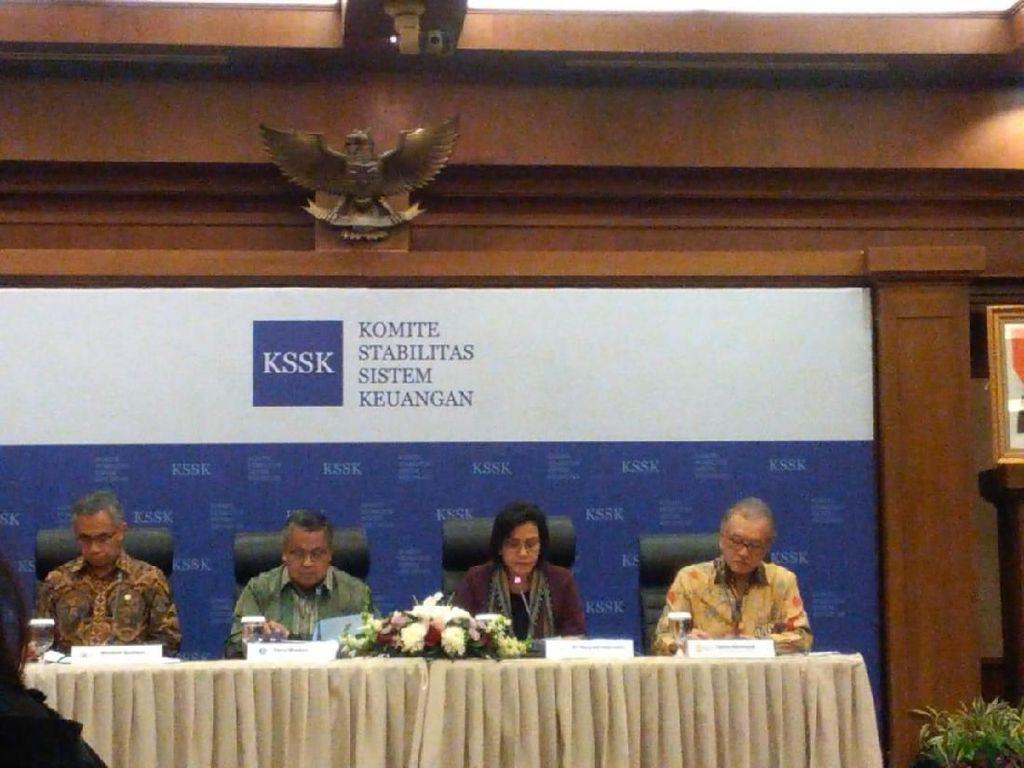 KSSK: Stabilitas Keuangan RI Terjaga dengan Baik
