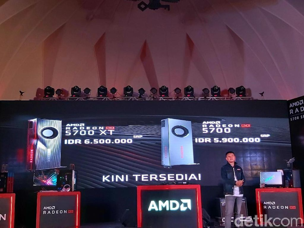 AMD Rilis Kartu Grafis Anti Lag ke Indonesia