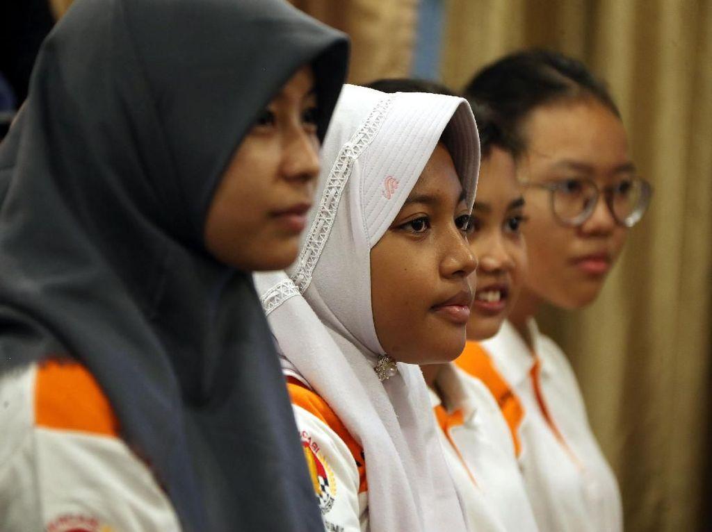 10 Pecatur Muda Unjuk Gigi ke Bangkok