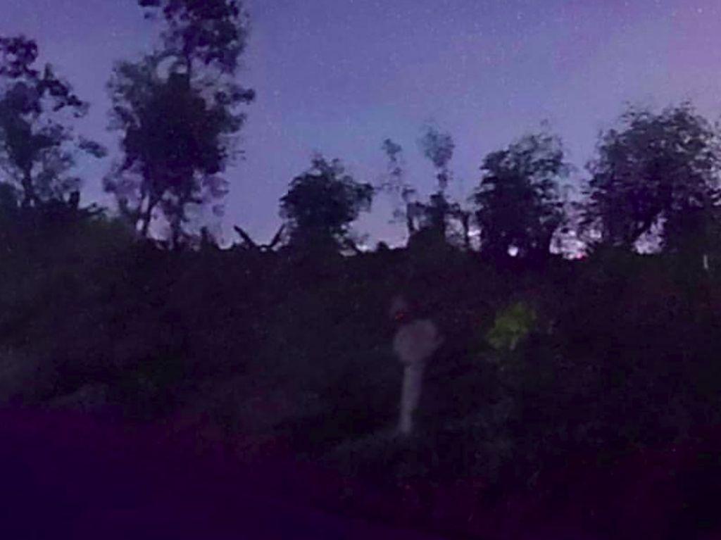Pocong Kedungwaru Kidul dan Fenomena Melihat Penampakan Pareidolia