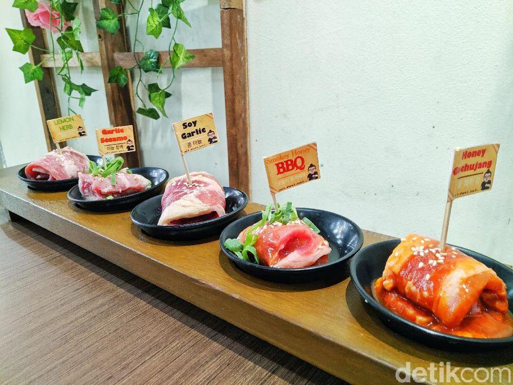 Puas Makan BBQ Platter ala Korea yang Murah Meriah