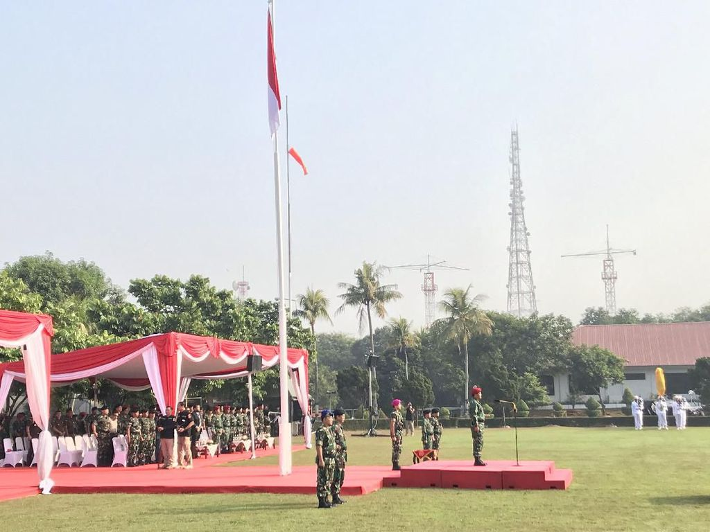 Panglima TNI Resmikan Koopssus TNI
