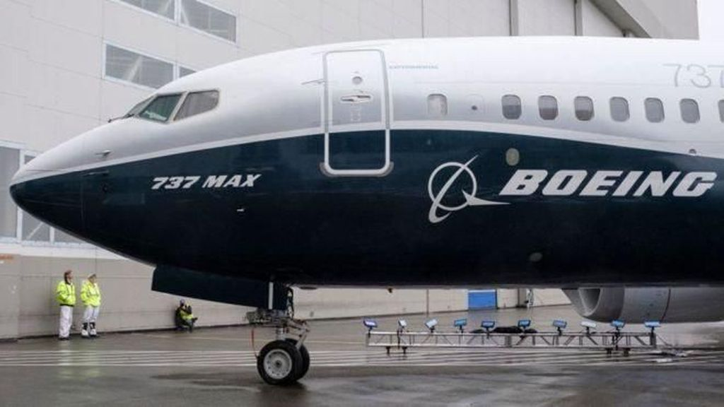 Pesawat Boeing Bermasalah (Lagi)