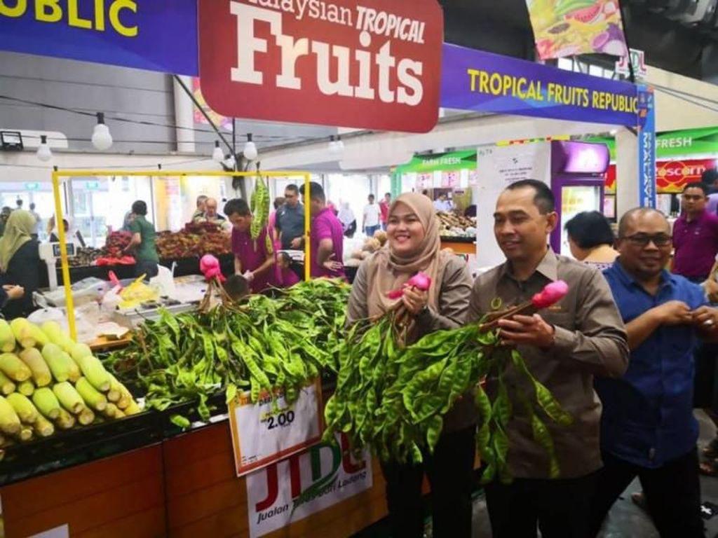 Durian Dilarang, Malay Festival 2019 di Singapura Hadirkan Ribuan Petai