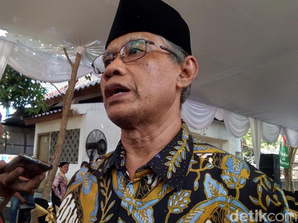 Dahnil Jadi Jubir Prabowo, Ini Harapan Haedar Nashir
