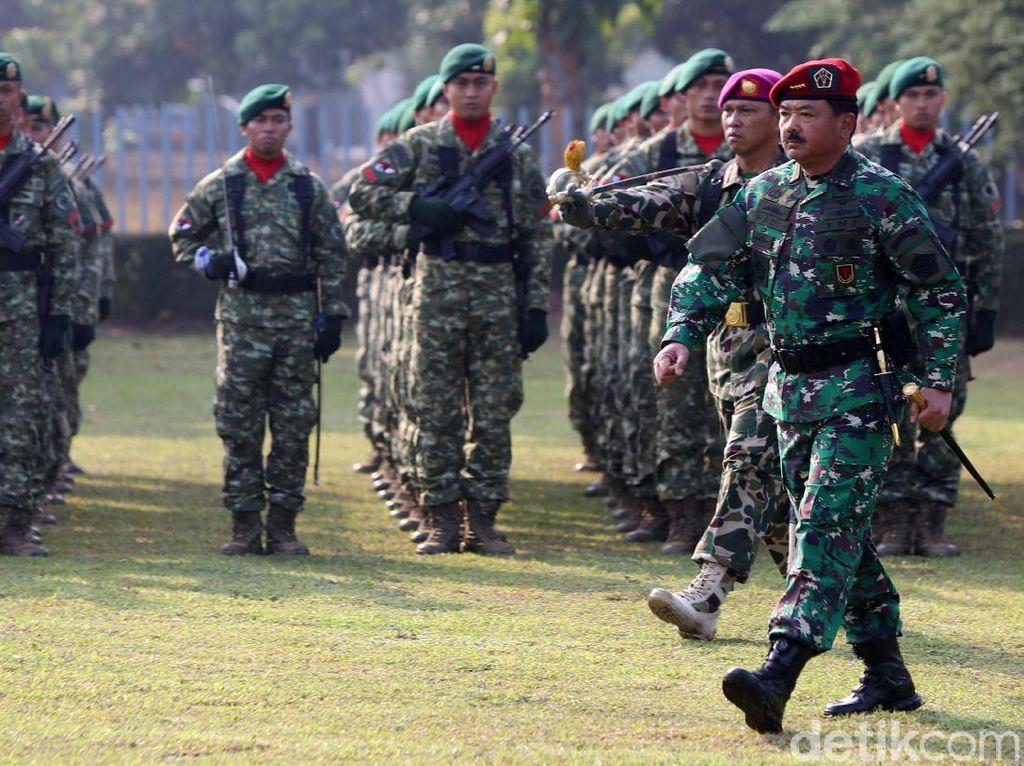 Anggota Komisi I DPR: Perpres Wakil Panglima TNI Tak Langgar UU