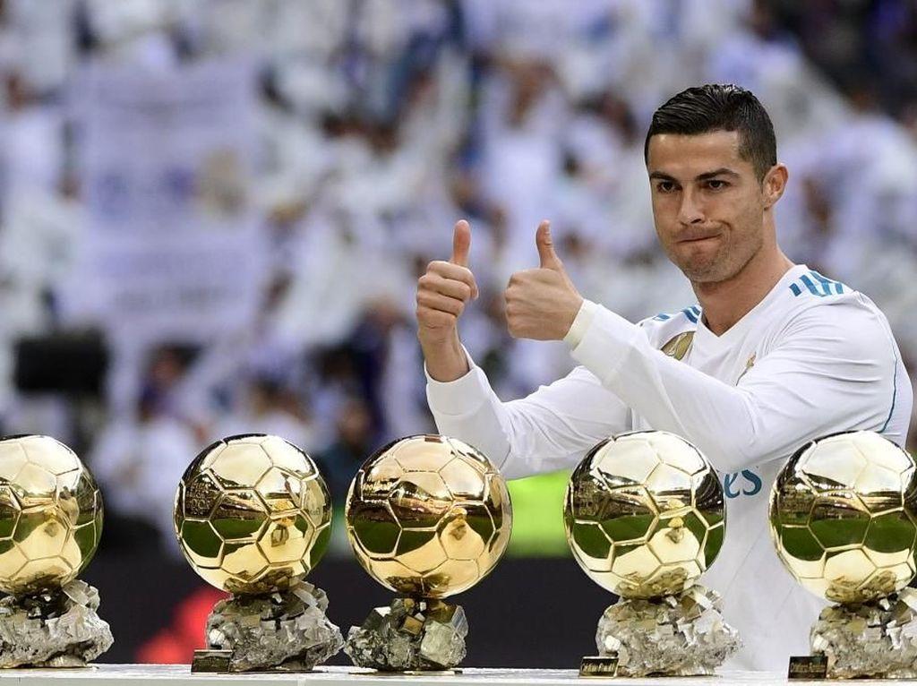 Ini 4 Kandidat Peraih Ballon dOr Setelah Ronaldo dan Messi