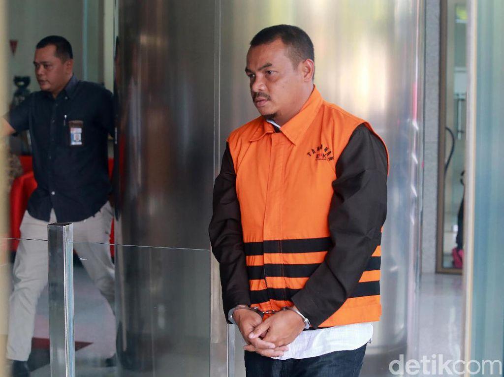 Jaksa KPK Dakwa Nelayan Suap Gubernur Kepri Nonaktif SGD 11 Ribu
