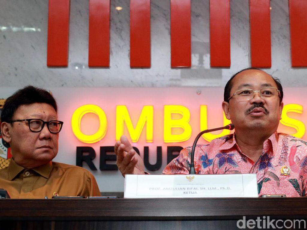 Kemendagri dan Ombudsman RI Tanggapi Laporan Masyarakat