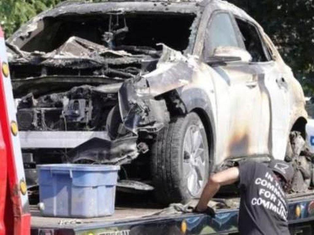 Ada Risiko Kebakaran, Hyundai Tarik 82.000 Mobil Listrik