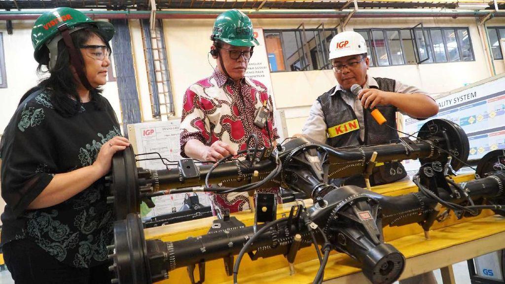 47 UMKM Binaan Astra Kunjungi Pabrik Belajar Meningkatkan Kualitas