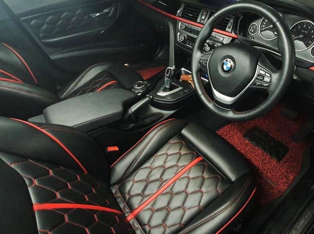 BMW Modifikasi Ammar Zoni