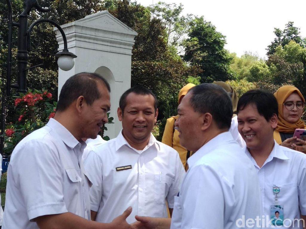 Tersangka Korupsi, Pjs Dirut PD Pasar Bandung: Ikuti Proses Hukum