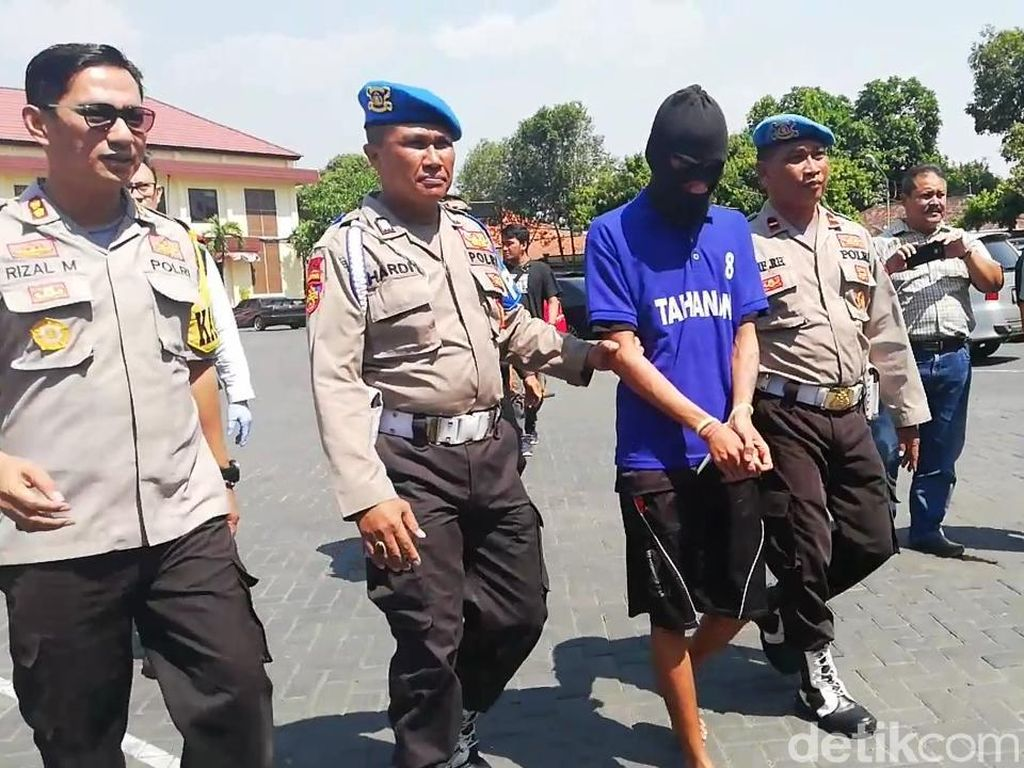 Terancam Penjara 12 Tahun, Sopir Angkot Pemerkosa Penumpang Menyesal
