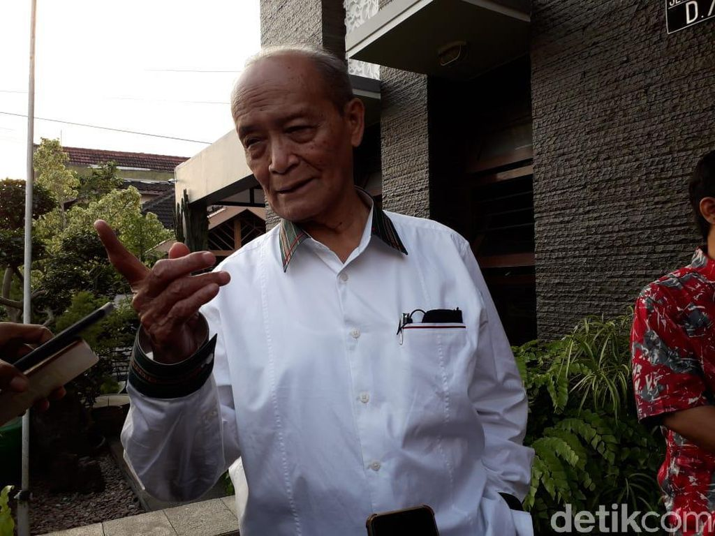 Buya Syafii: Jika Revisi UU Lemahkan KPK, Jokowi Harus Tolak