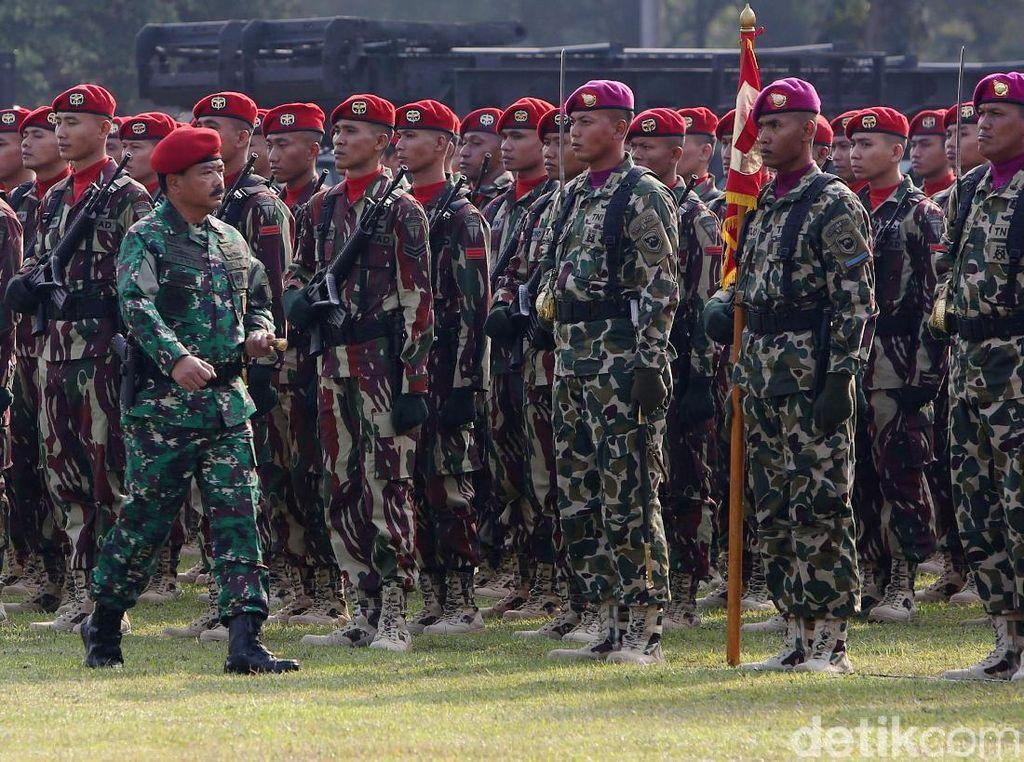 Dikritik, TNI Justru Ajak Balik Komnas HAM Ikut Tanggulangi Terorisme