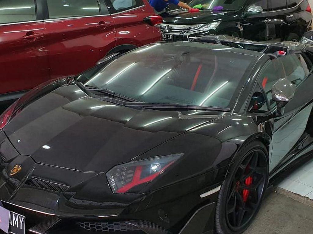 Lamborghini Raffi Ahmad Bakal Dirombak, Seperti Apa?
