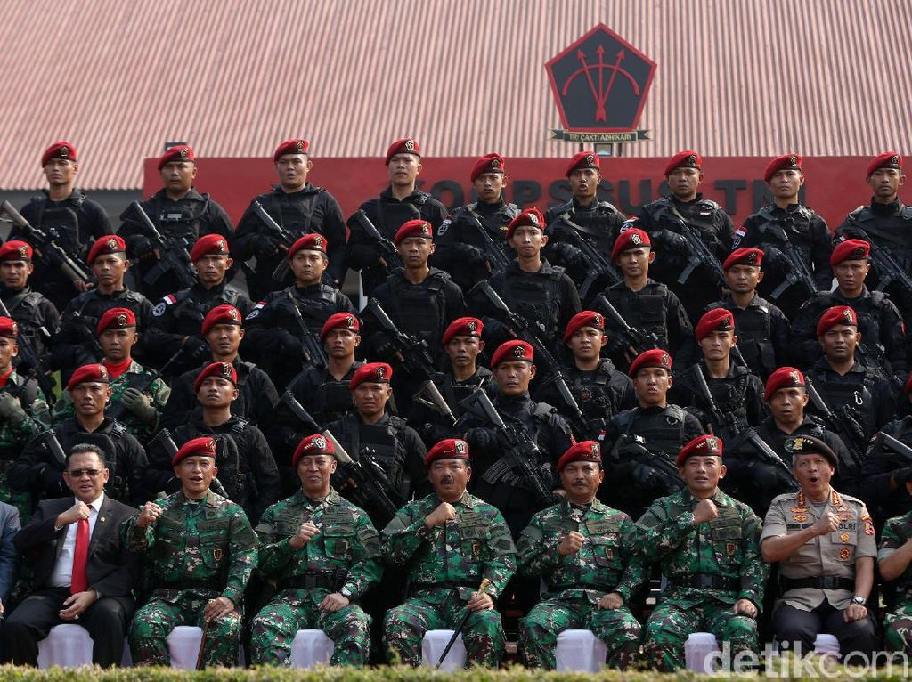 Koopssus Didebat, TNI Ajak Komnas HAM Terlibat
