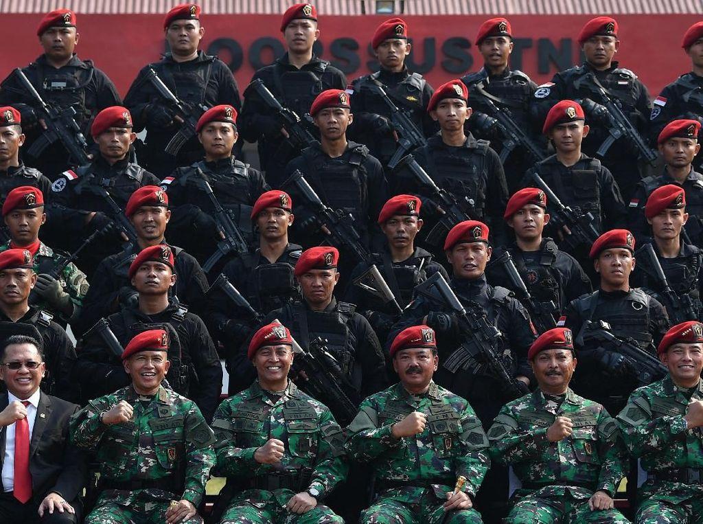 Bisakah Tim Elite TNI Terjun Bebaskan Sandera Abu Sayyaf Seperti Woyla?