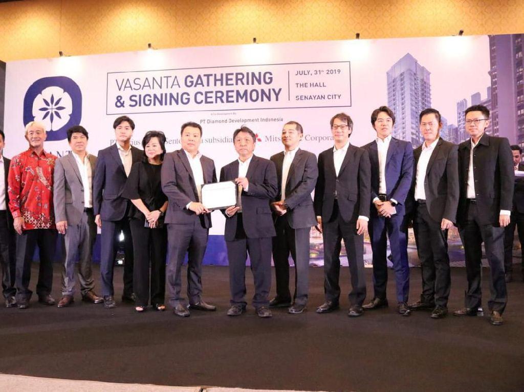 Vasanta Group-Mitsubishi Bangun Hunian Buat Ekspatriat di Cikarang