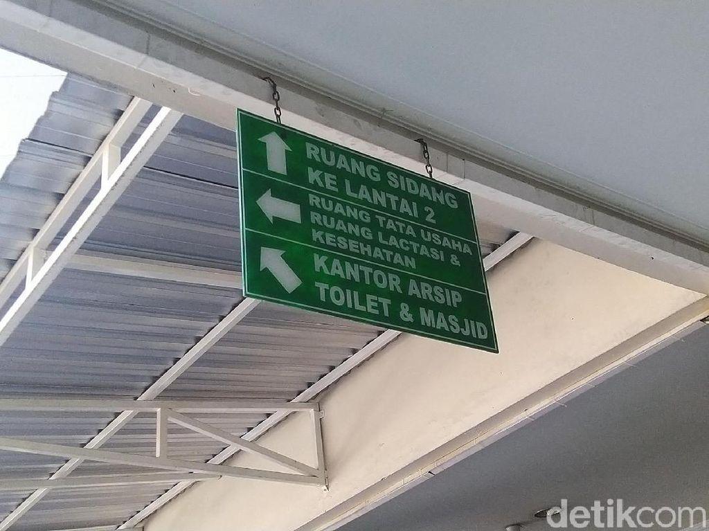 Melihat Fasilitas PN Semarang yang Diduga Dibangun dari Suap Bupati Jepara