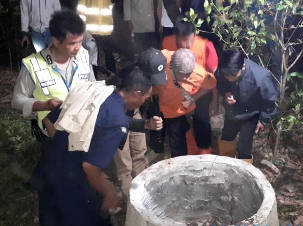 Hilang 5 Hari, Remaja Cianjur Ditemukan Tewas Dalam Sumur