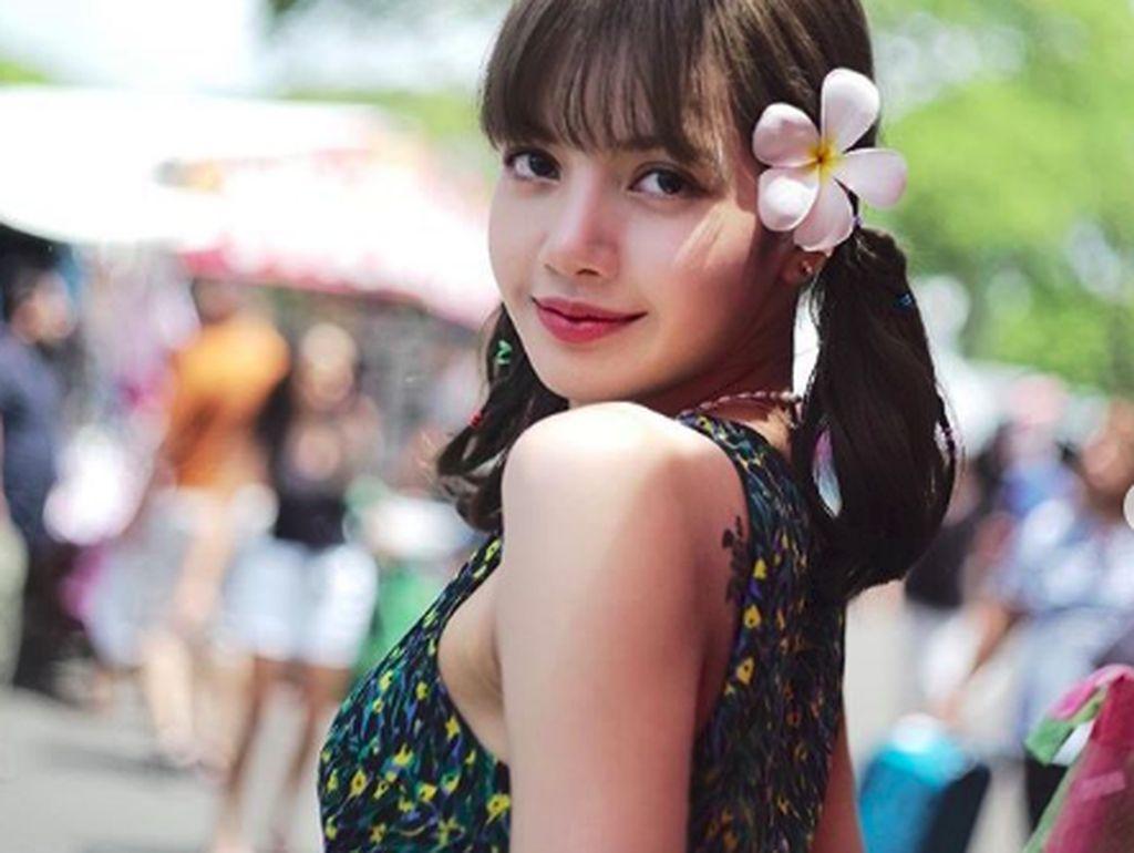 Mantap! Lisa BLACKPINK Dinobatkan Jadi Perempuan Tercantik Se-Asia