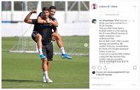 Ronaldo Diserang Netizen Korea
