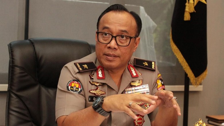 Polisi Tepis Isu Liar Bukti Minyak Jarak di Kasus Dosen IPB