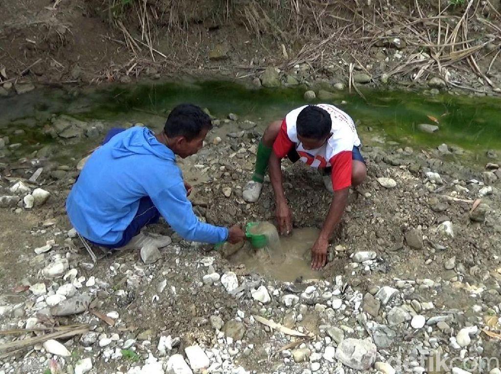 Kekeringan Ekstrem, 5.523 Tangki Bantuan Air Masuk Sragen Tahun Ini