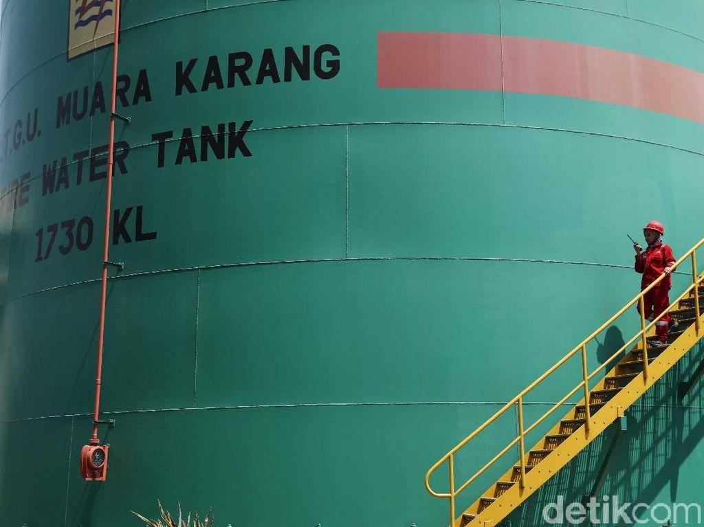 DKI Terang Benderang, 30% Listriknya Dipasok dari Muara Karang