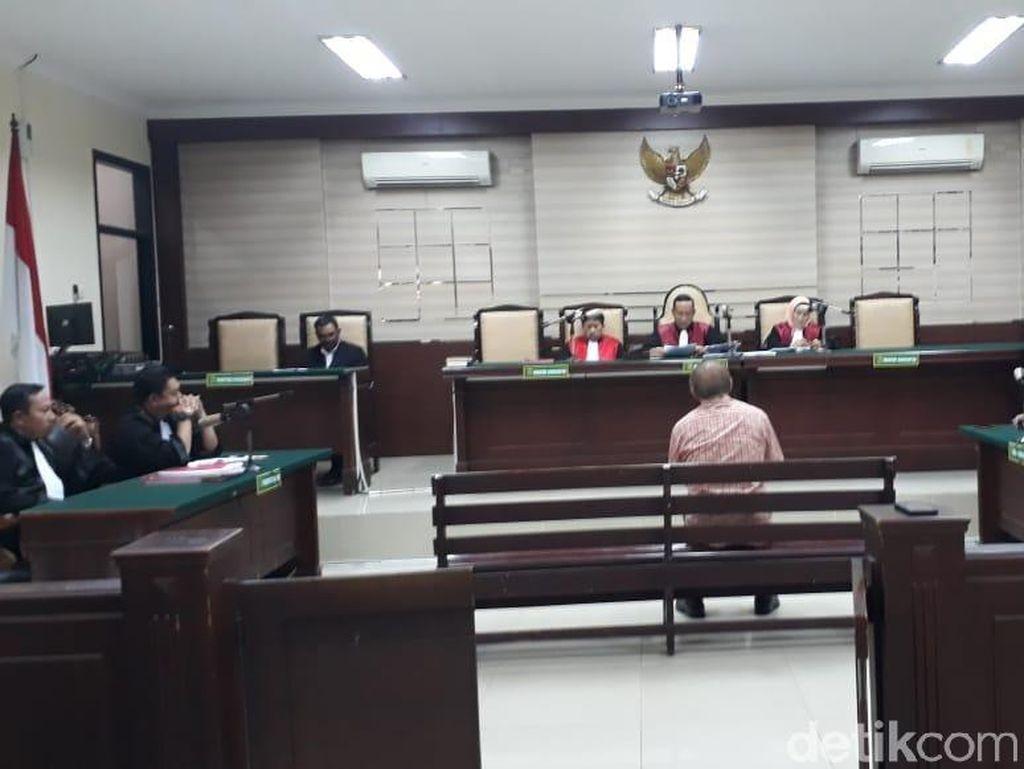 Terdakwa Kasus Jasmas Surabaya Divonis 6 Tahun Penjara