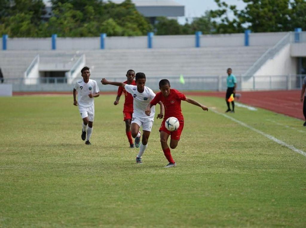 Klasemen Grup A Piala AFF U-15: Indonesia dan Timor Leste Ditempel Vietnam