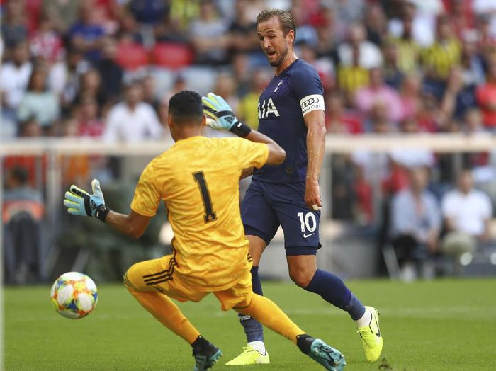 Hasil Real Madrid Vs Tottenham Kalah El Real Gagal Ke Final Audi Cup