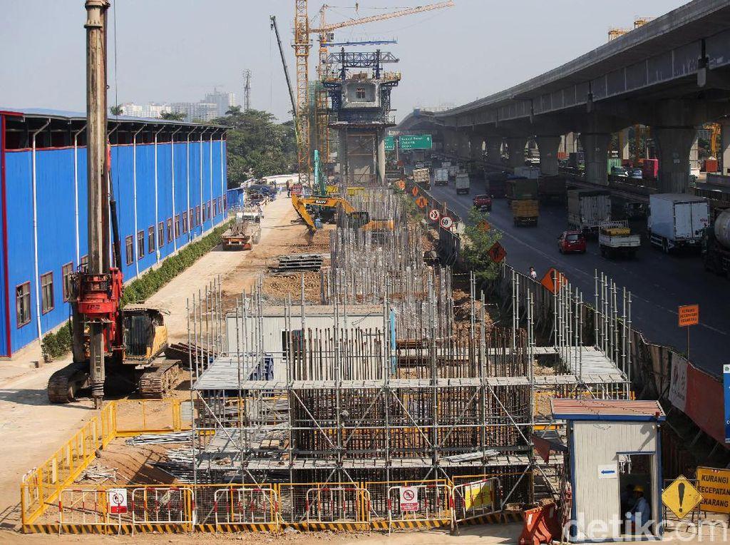 Sudah 4 Tahun, Progres Pembangunan Kereta Cepat JKT-BDG Baru 43%