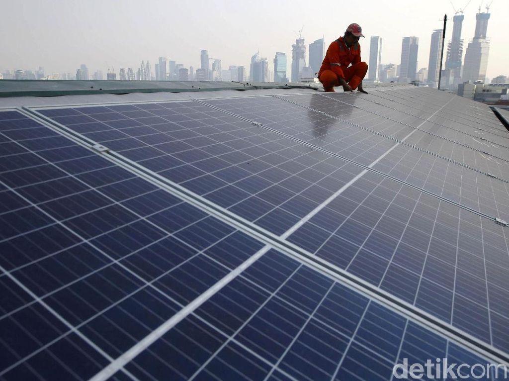 Ssstt... Ini Bocoran Perpres Tarif Listrik Energi Baru Terbarukan